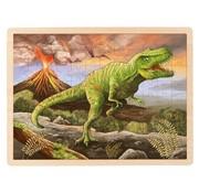 GOKI Puzzel T-Rex 96 pcs