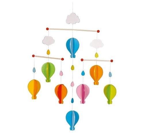 GOKI Mobiel Luchtballonnen