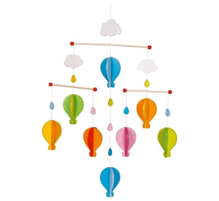 Mobiel Luchtballonnen
