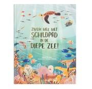 BIS Publishers Zwem mee met schildpad in de diepe zee!