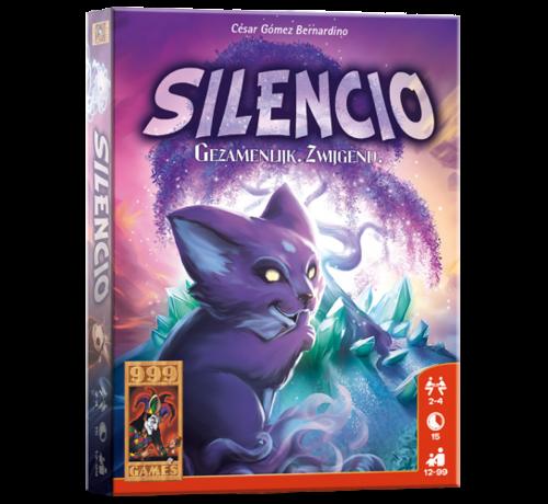 999 Games Silencio Kaartspel