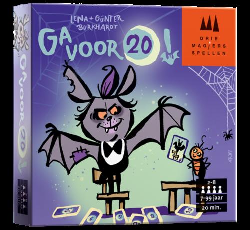 999 Games GA voor 20! Kaartspel