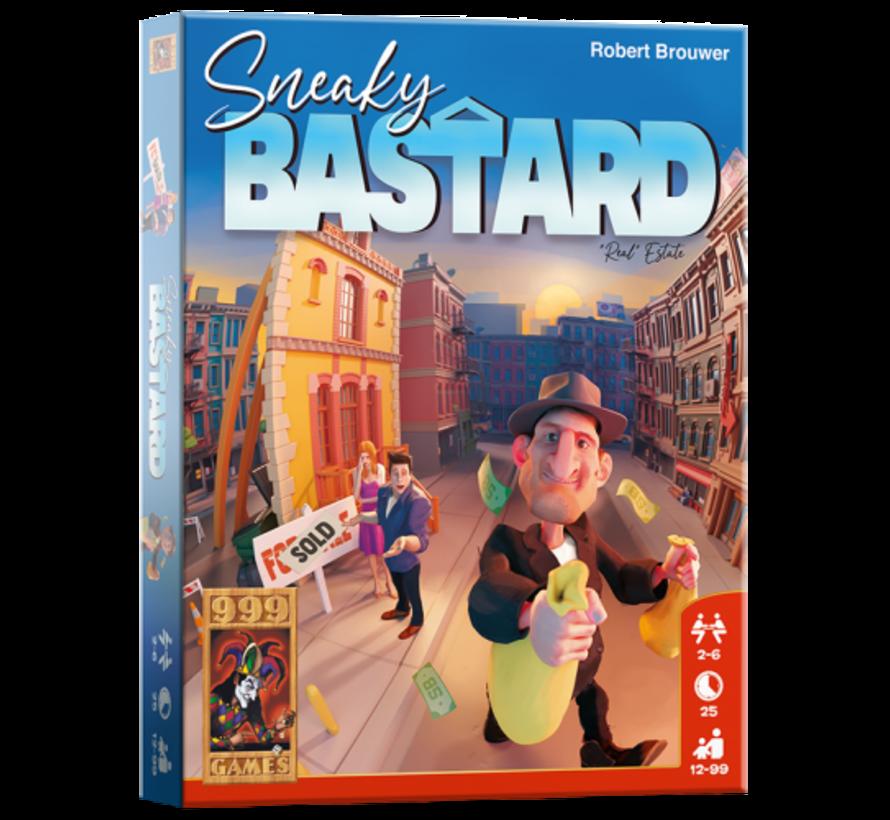 Sneaky Bastard Kaartspel