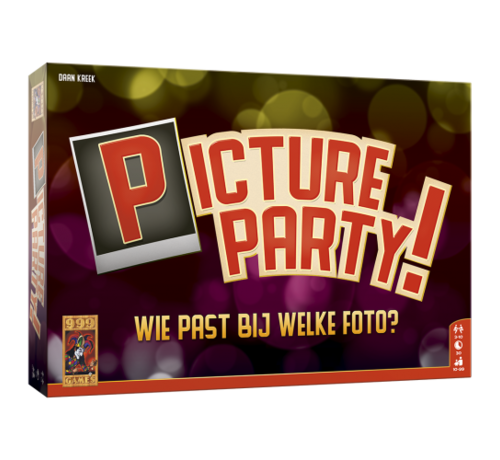 999 Games Picture Party!