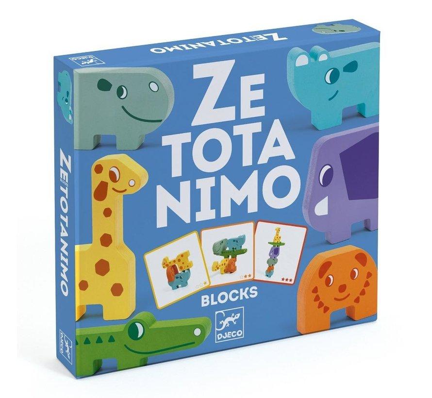 Balanceerspel Ze Totanimo