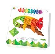Creagami Origami Kameleon 3D S