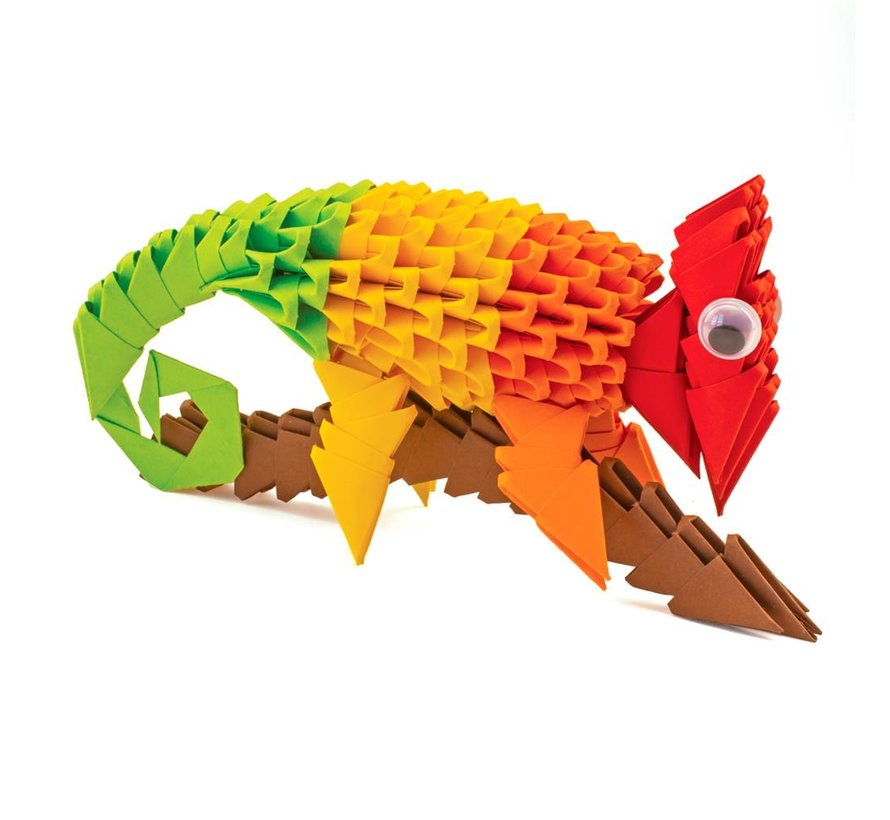 Origami Kameleon 3D S