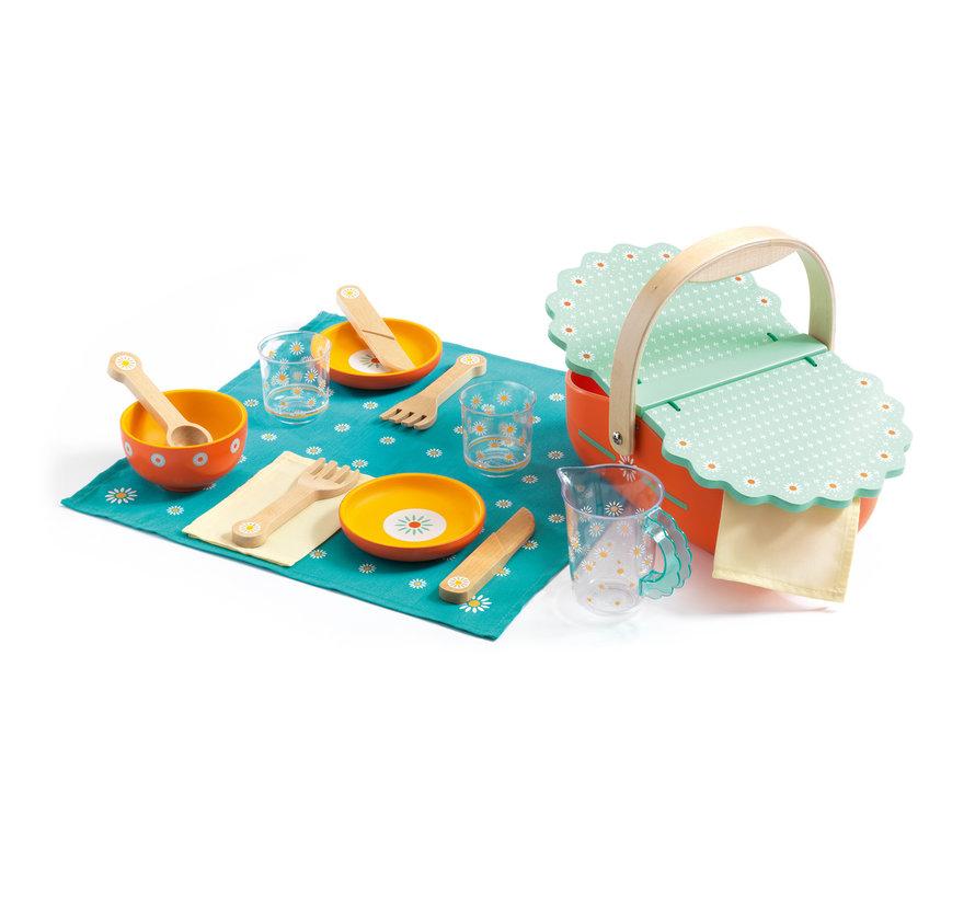 Picknickset 15 delig