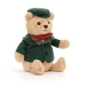 Jellycat Soft Toy Dickensian Bear