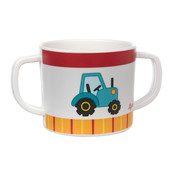 sigikid Two Handle Tractor Cup