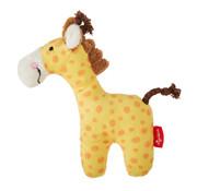 sigikid Knuffel Giraf Rattle