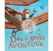 Veltman Uitgevers Das en het grote avontuur