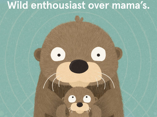 De Fontein Wild enthousiast over mama's