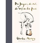 Uitgeverij VBK De jongen, de mol, de vos en het paard