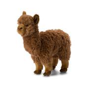 WWF Knuffel Alpaca Bruin 31 cm