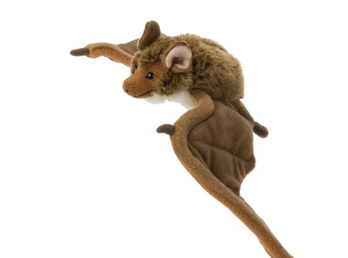 WWF Knuffel Vleermuis Vliegend 38 cm