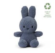 Nijntje Sitting Teddy Blue 23 cm