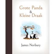Fontaine Grote Panda & Kleine Draak