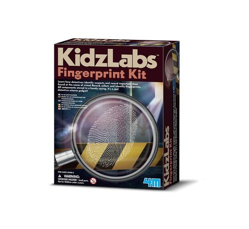 4M KidzLabs Vingerafdruk Set