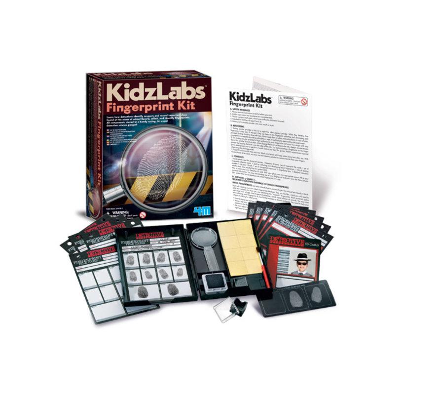 KidzLabs Vingerafdruk Set