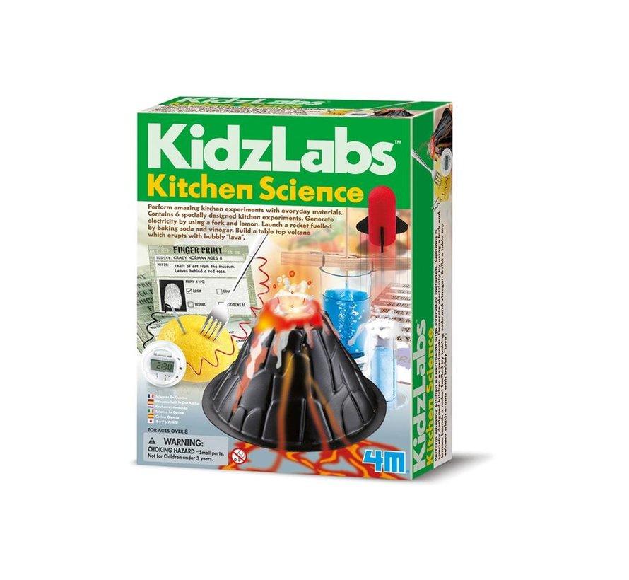 KidzLabs Keukenwetenschap