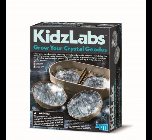 4M KidzLabs Geode Kristal