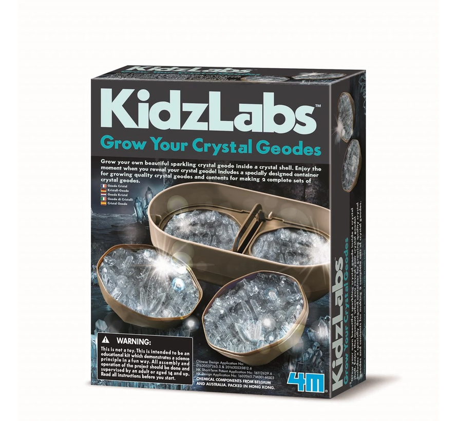 KidzLabs Geode Kristal