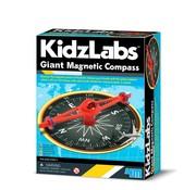4M KidzLabs Giant Magnetisch Kompas