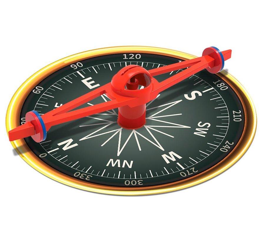 KidzLabs Giant Magnetisch Kompas