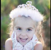 Great Pretenders Pink and Silver Princess Tiara