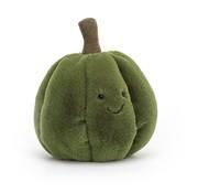 Jellycat Knuffel Pompoen Squishy Squash Green