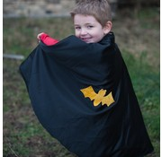 Great Pretenders Reversible Spider Bat Cape and Mask