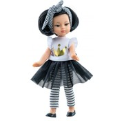 Paola Reina Doll Mini Amigas Mia 21 cm