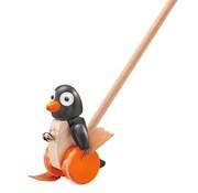 Selecta Duwstok Pinguin Pingo