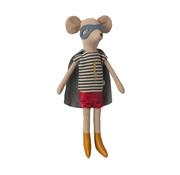 Maileg Super Hero Mouse Medium Boy 31 cm