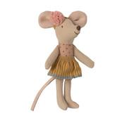 Maileg Little Sister Mouse in Matchbox 10 cm