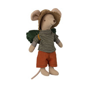 Maileg Hiker Mouse Big Brother 12 cm