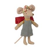 Maileg Hiker Mouse Big Sister 12 cm