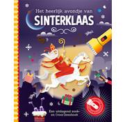 De Lantaarn Zaklampboek Het heerlijk avondje van Sinterklaas