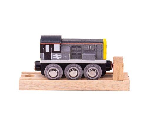 Bigjigs Trein Rangeerder Class 8 Diesel Shunter
