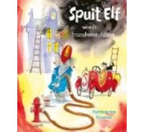 Uitgeverij Leopold Spuit Elf wordt brandweerolifant