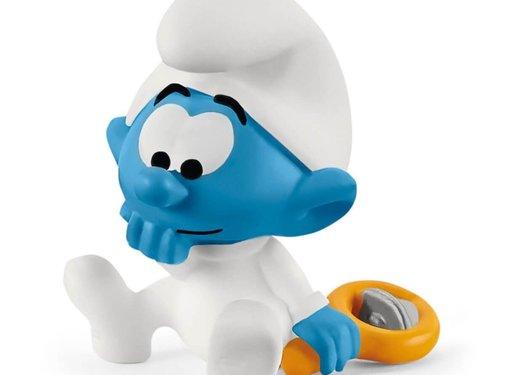 Schleich Baby Smurf 20830