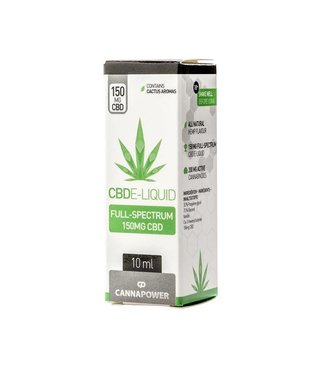 Cannapower Cannapower CBD E-Liquid 150mg Cactus