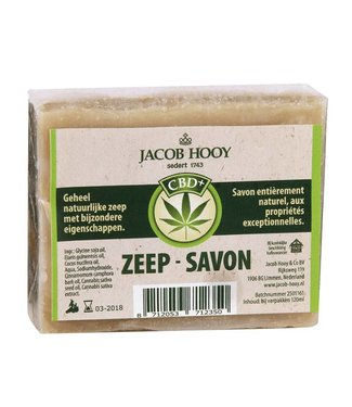 Jacob Hooy Jacob Hooy CBD Zeep 120ml