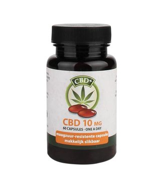 Jacob Hooy Jacob Hooy CBD Capsules 10mg
