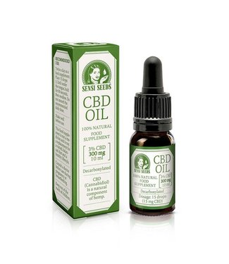 Sensi Seeds Sensi Seeds CBD Oil 3% 10ml