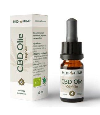 Medihemp Medihemp CBD Oil Olive Oil 6% 10ml
