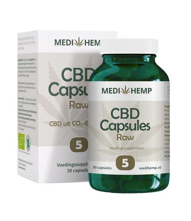 Medihemp Medihemp CBD Capsules 25mg