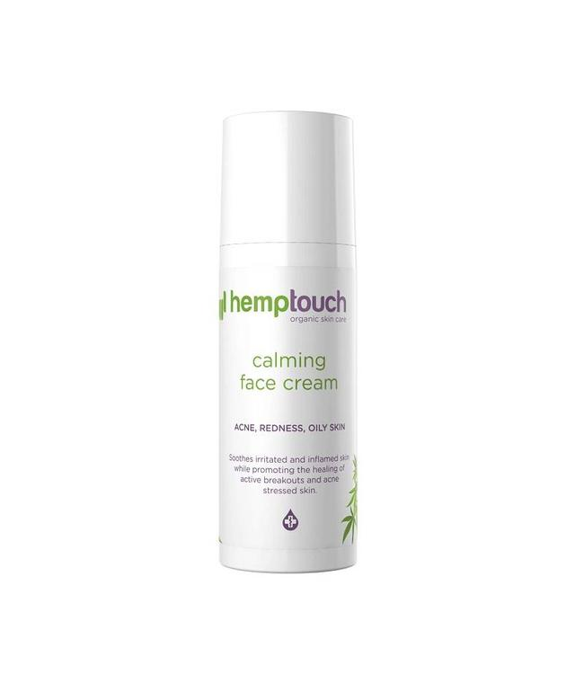 Hemptouch Hemptouch CBD Facial Cream Calming 100mg 50ml