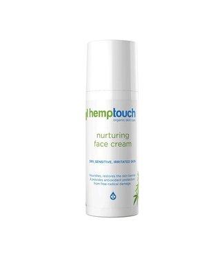 Hemptouch Hemptouch CBD Facial Cream Nurturing 50mg 50ml